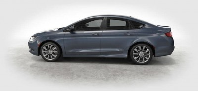 2015 Chrysler 200S Colors 22
