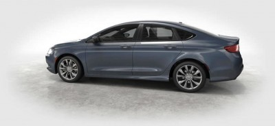 2015 Chrysler 200S Colors 24