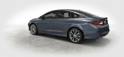 2015 Chrysler 200S Colors 28