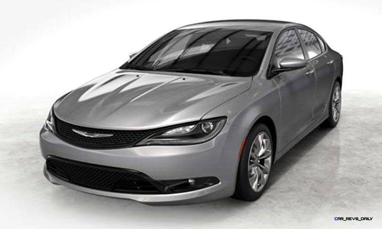 2015 Chrysler 200S Colors 3