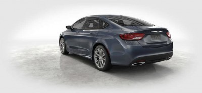 2015 Chrysler 200S Colors 32