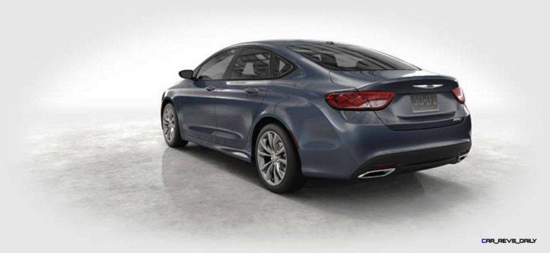 2015 Chrysler 200S Colors 32