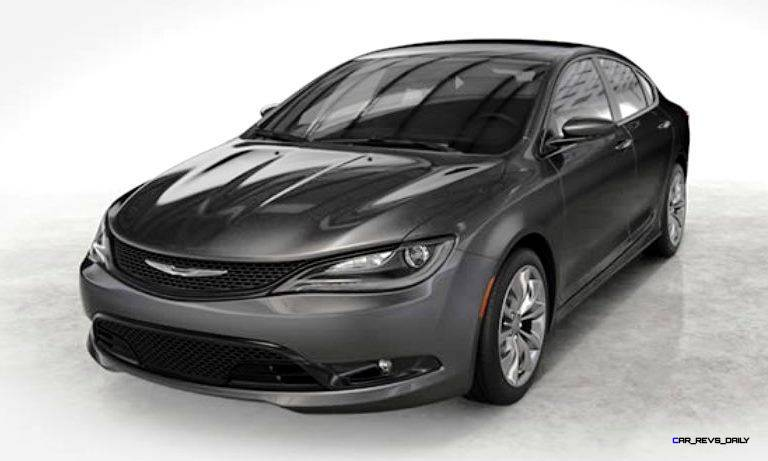 2015 Chrysler 200S Colors 4