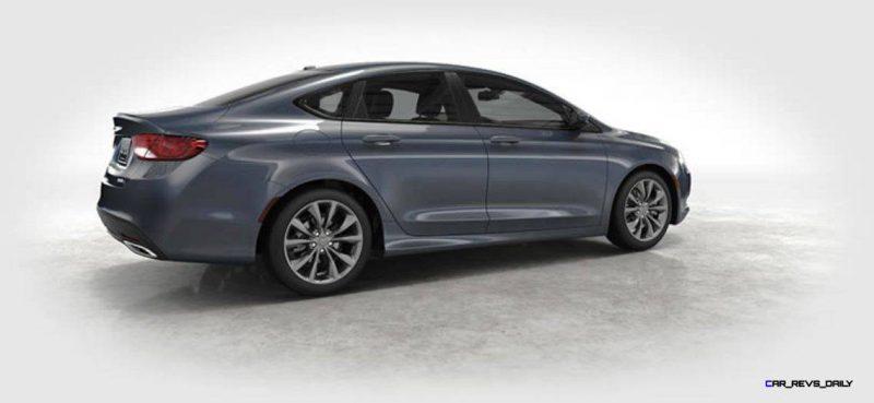 2015 Chrysler 200S Colors 51
