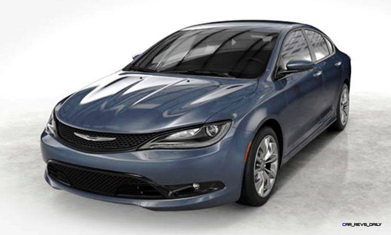 2015 Chrysler 200S Colors 7