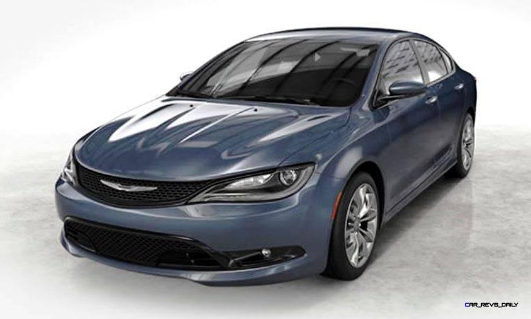 2015 Chrysler 200S Colors 7