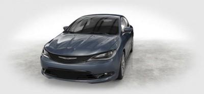 2015 Chrysler 200S Colors 79