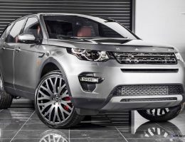 KAHN Design Works Magic on New 2015 Land Rover DISCOVERY SPORT