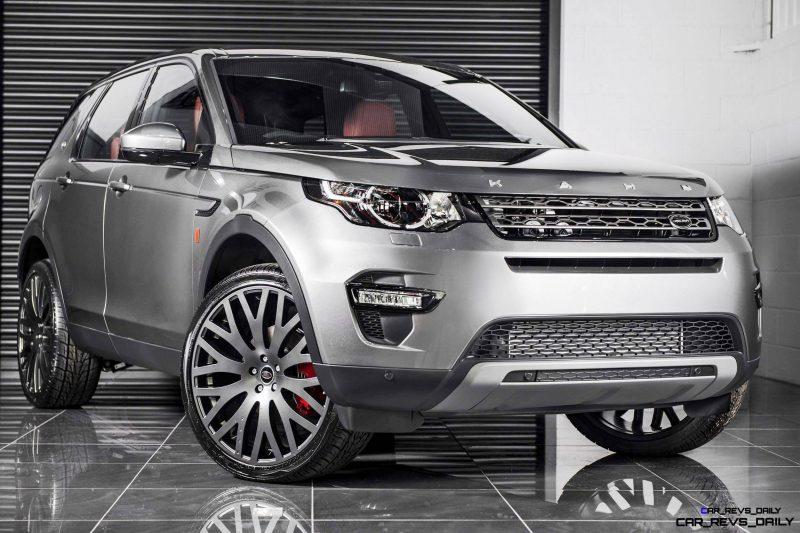 2015 Discovery Sport KAHN Design Exterior 14