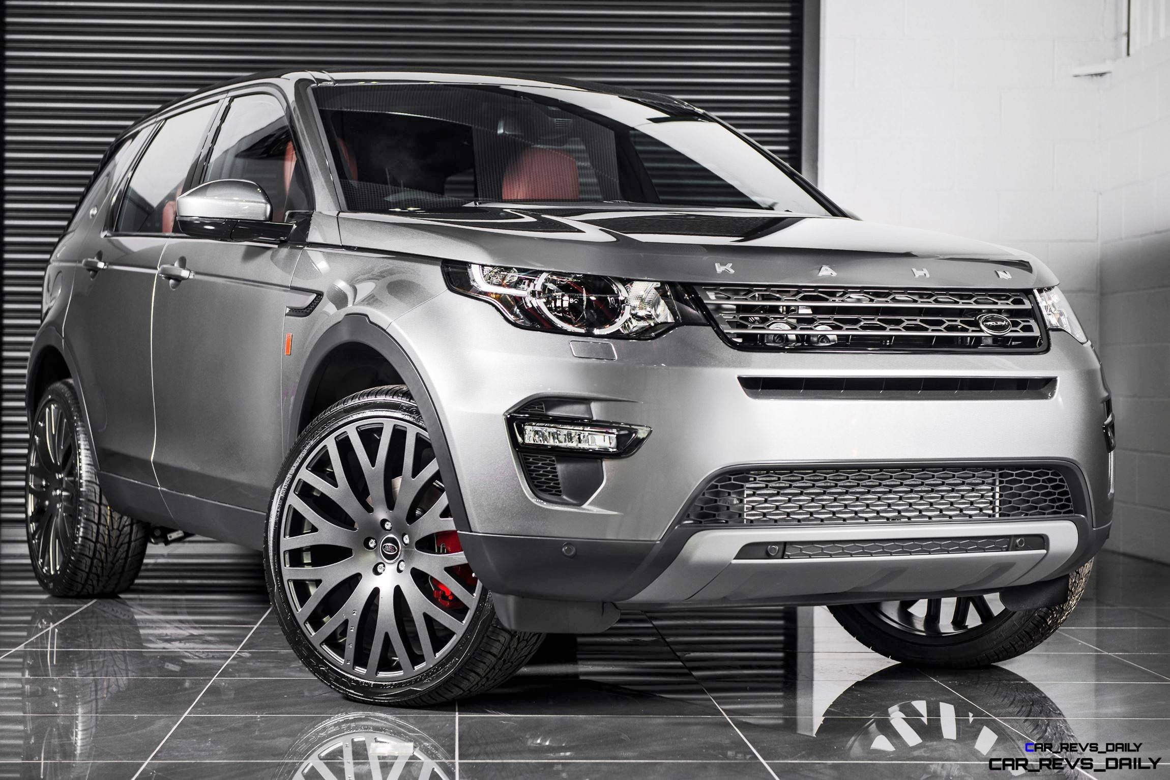 2015 land rover discovery sport by kahn design. Black Bedroom Furniture Sets. Home Design Ideas