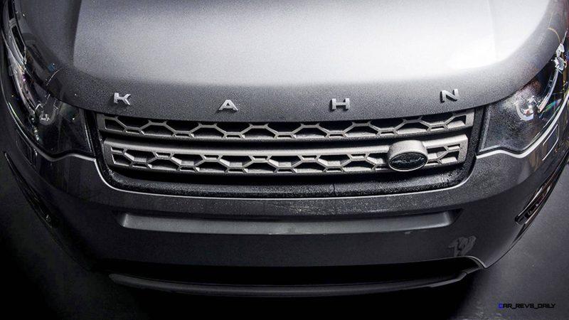 2015 Discovery Sport KAHN Design Exterior 6