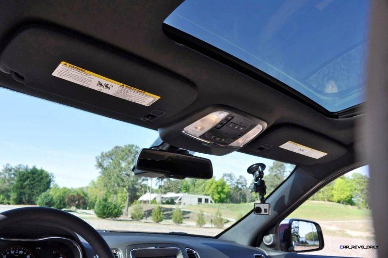 2015 Dodge Durango Citadel V6 AWD 12