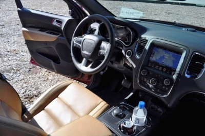 2015 Dodge Durango Citadel V6 AWD 13