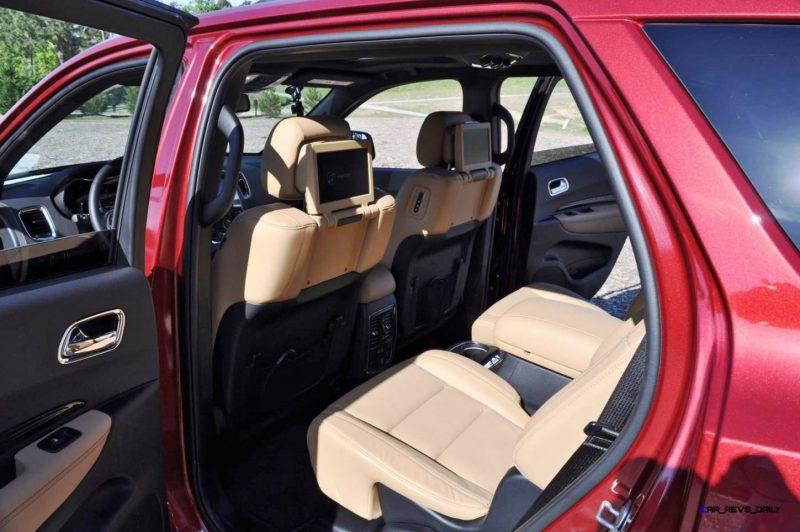 2015 Dodge Durango Citadel V6 AWD 19