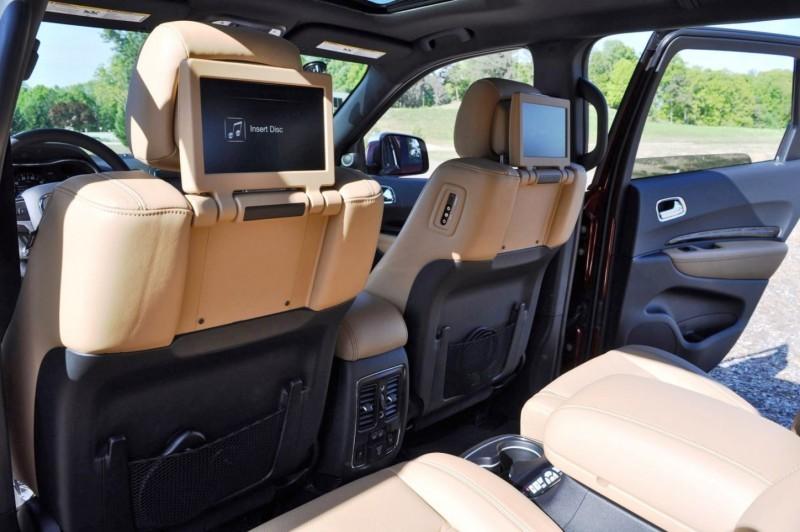 2015 Dodge Durango Citadel V6 AWD 20