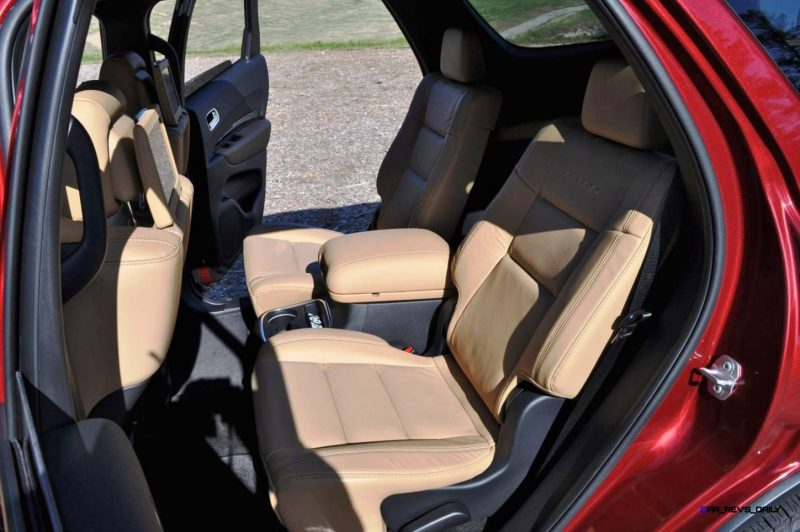 2015 Dodge Durango Citadel V6 AWD 21