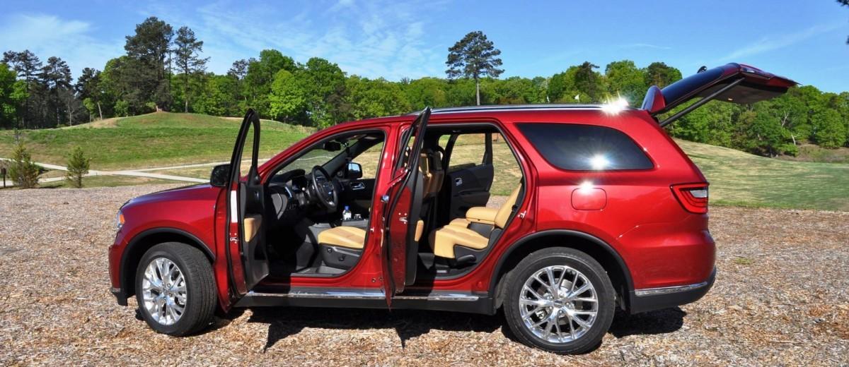 2015 Dodge Durango Citadel V6 AWD 22