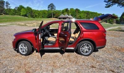 2015 Dodge Durango Citadel V6 AWD 23