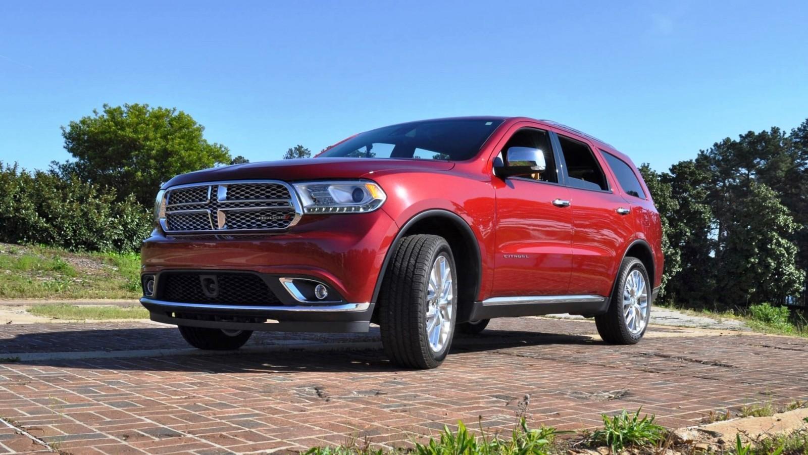 2015 Dodge Durango Citadel V6 Awd