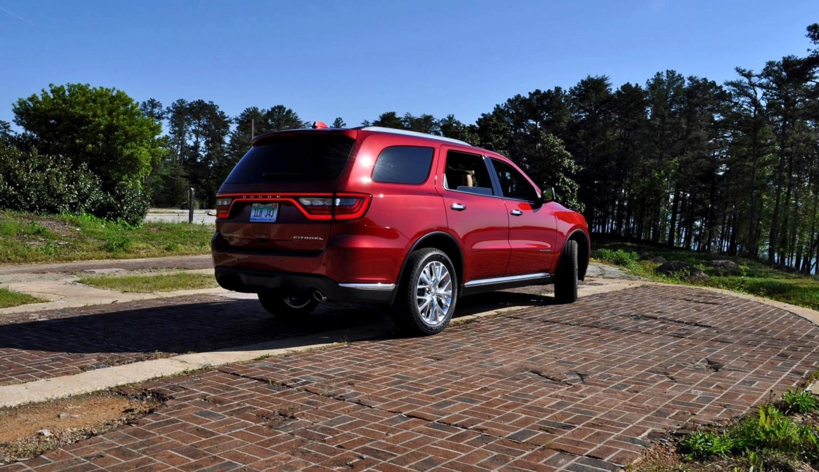 Road Test Review 2016 Dodge Durango By Tim Esterdahl