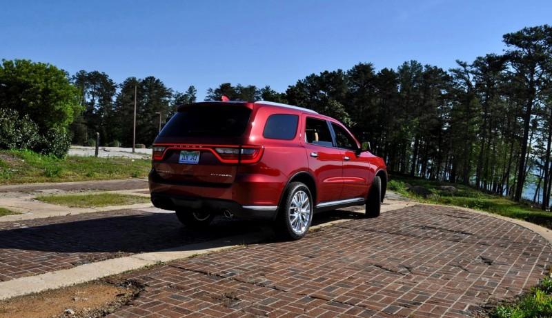2015 Dodge Durango Citadel V6 AWD 60