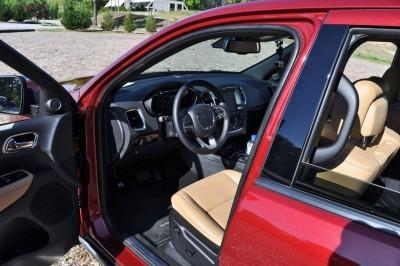 2015 Dodge Durango Citadel V6 AWD 9