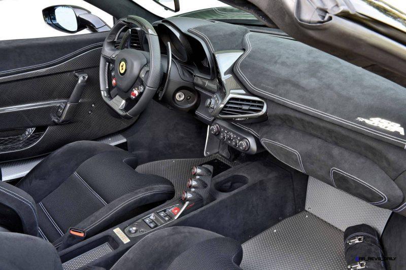 2015 Ferrari 458 Speciale Aperta 13