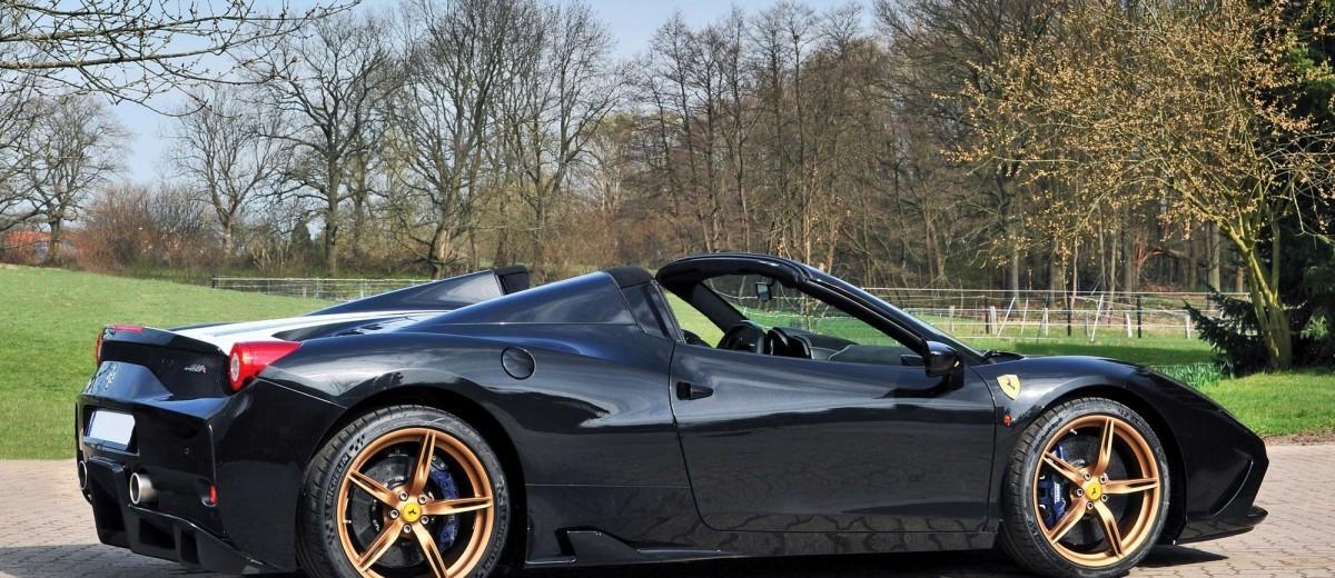 2015 Ferrari 458 Speciale Aperta 2