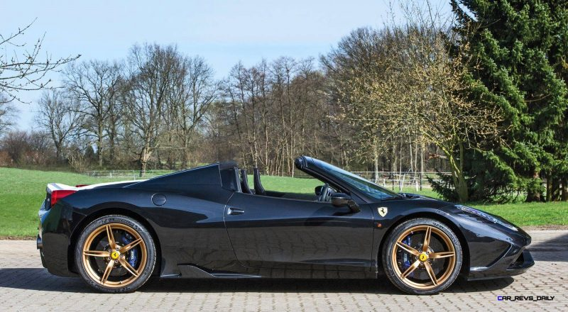 2015 Ferrari 458 Speciale Aperta 5