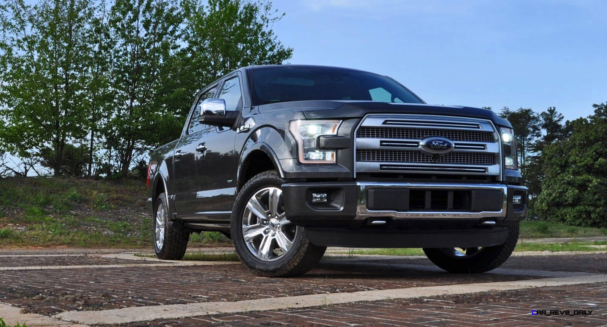 2015 ford f 150 platinum 4x4 supercrew review 17. Black Bedroom Furniture Sets. Home Design Ideas
