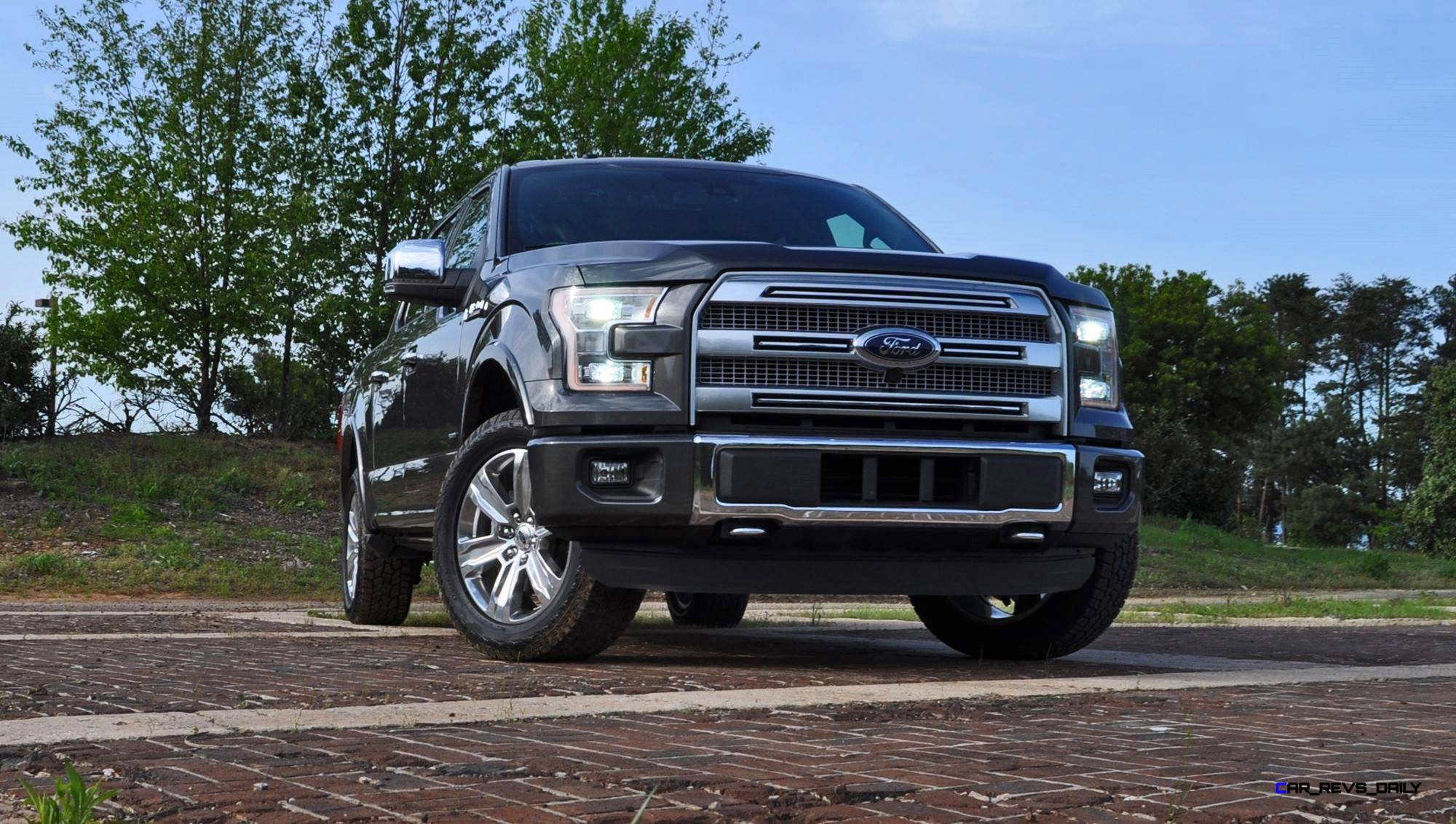 2015 ford f 150 platinum 4x4 supercrew review 19. Black Bedroom Furniture Sets. Home Design Ideas