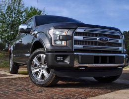 HD Video Review + Walkaround – 2015 Ford F-150 Platinum 4×4 Supercrew