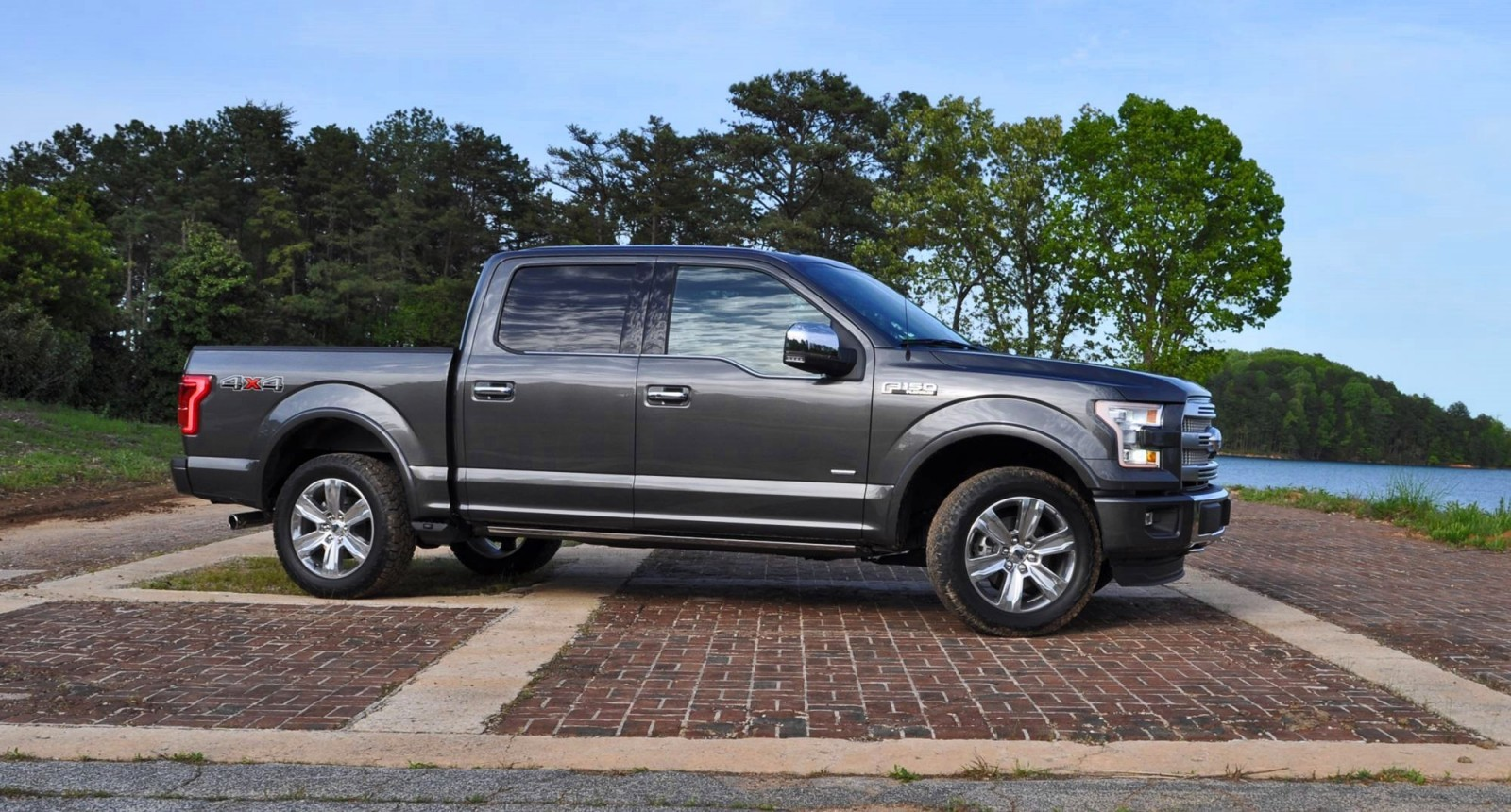 2015 ford f 150 platinum 4x4 supercrew review 32 car revs. Black Bedroom Furniture Sets. Home Design Ideas
