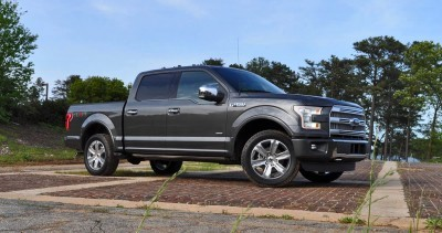 2015 Ford F-150 Platinum 4x4 Supercrew Review 6