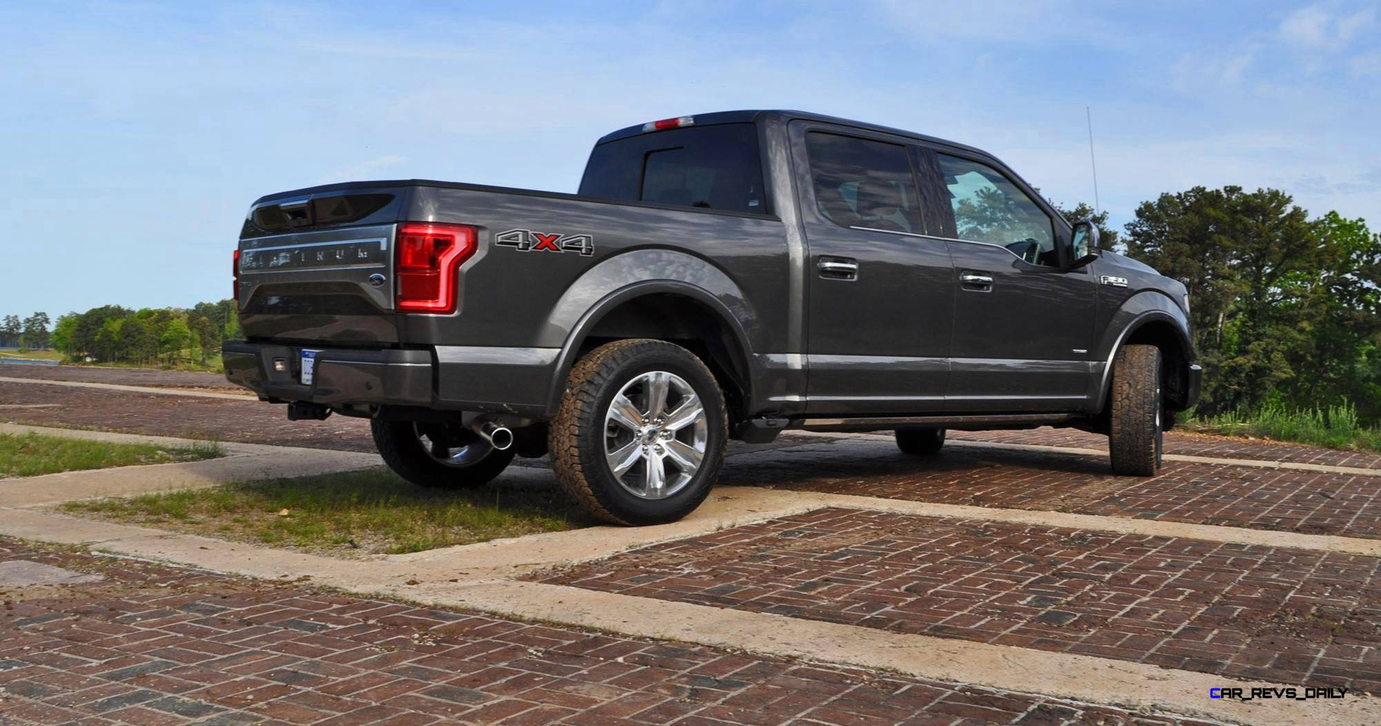 2015 ford f 150 platinum 4x4 supercrew review. Cars Review. Best American Auto & Cars Review