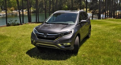 2015 Honda CR-V Touring AWD Review 10