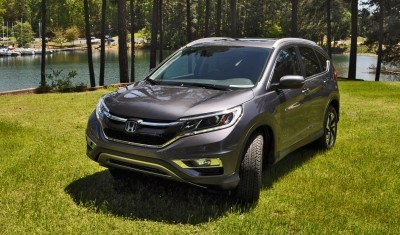 2015 Honda CR-V Touring AWD Review 11