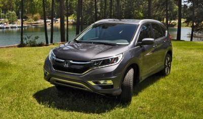 2015 Honda CR-V Touring AWD Review 11