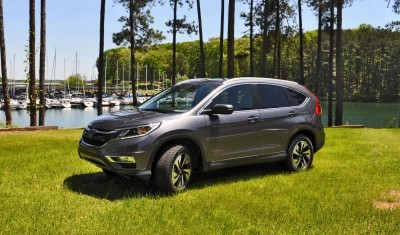 2015 Honda CR-V Touring AWD Review 14