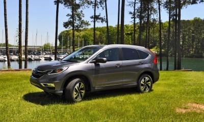 2015 Honda CR-V Touring AWD Review 15