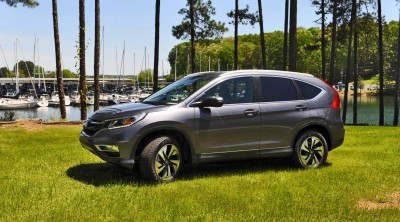 2015 Honda CR-V Touring AWD Review 16