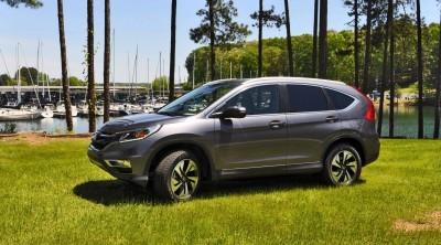 2015 Honda CR-V Touring AWD Review 16