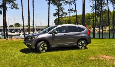 2015 Honda CR-V Touring AWD Review 17