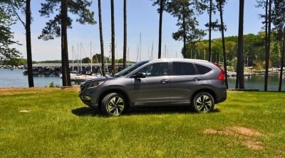 2015 Honda CR-V Touring AWD Review 18
