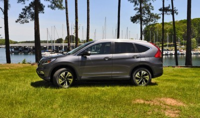 2015 Honda CR-V Touring AWD Review 19