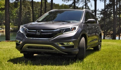 2015 Honda CR-V Touring AWD Review 2