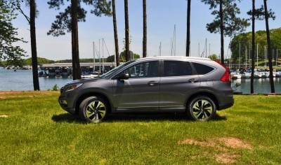 2015 Honda CR-V Touring AWD Review 20