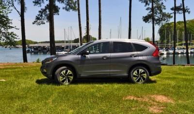 2015 Honda CR-V Touring AWD Review 20