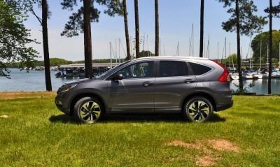 2015 Honda CR-V Touring AWD Review 21