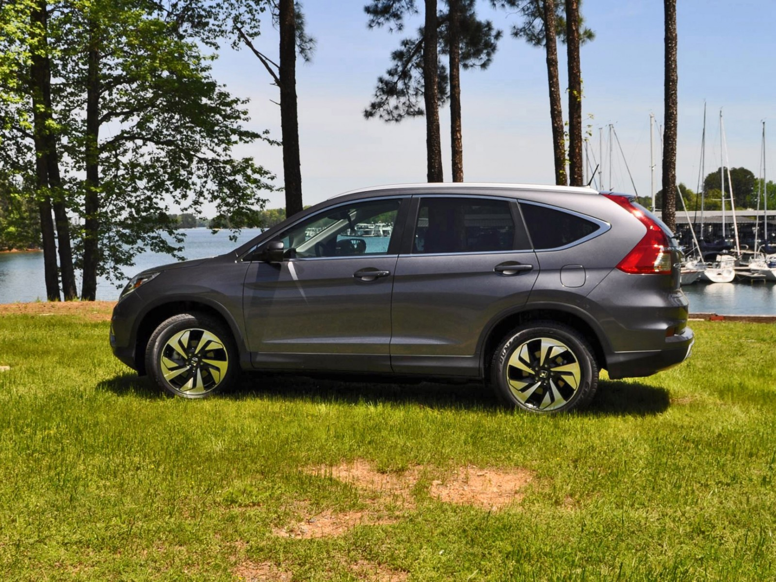 2015 honda cr v touring awd review 22. Black Bedroom Furniture Sets. Home Design Ideas